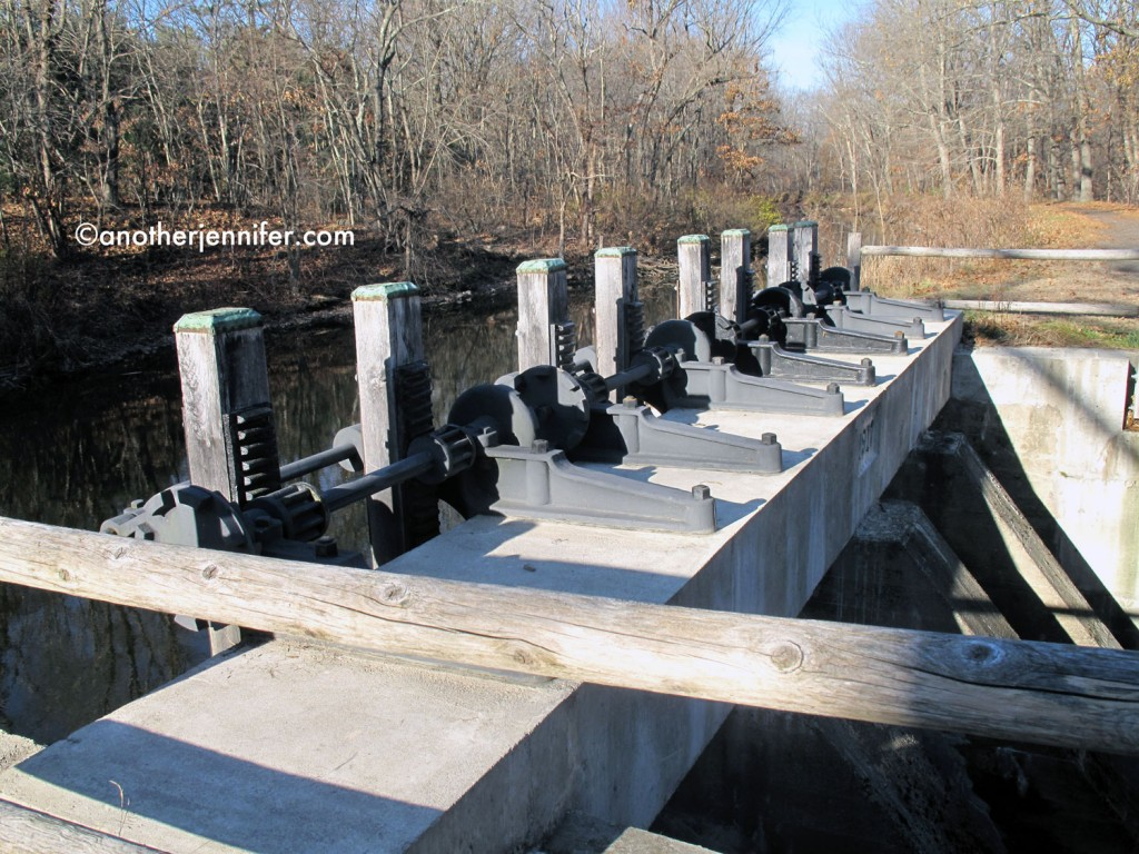 blackstone river lock