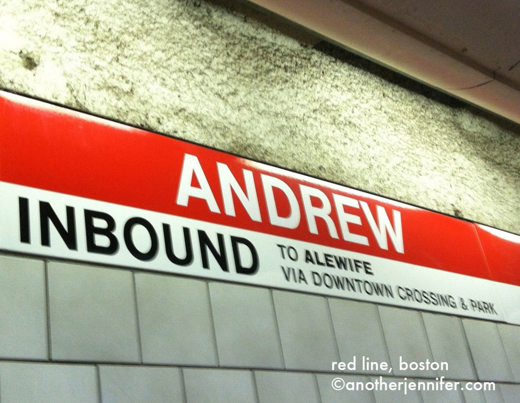 red line boston