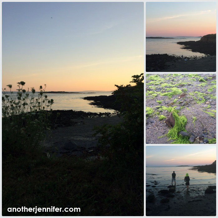 Wordless Wednesday (8.27.14): Land's End Sunset