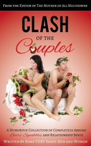 (not really) Wordless Wednesday: Clash of the Couples Cover Reveal