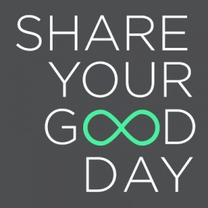 Philanthropy Friday: Share Your Good Day