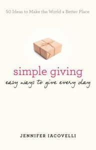 On World Moms Blog: The Story Behind Simple Giving
