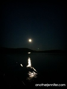 Wordless Wednesday: By Moonlight