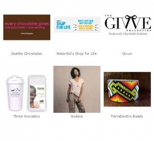 Philanthropy Friday: Gifts / Products That Give Back Every Day for #SimpleGiving
