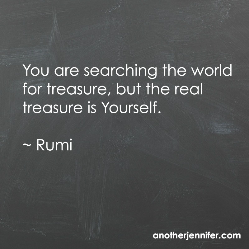 Wordless Wednesday (2.10.16): The Real Treasure