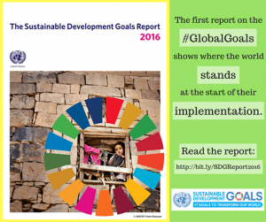 Philanthropy Friday: An Update on the Sustainable Development Goals #globalgoals