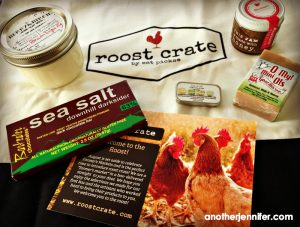 Philanthropy Friday: Introducing Roost Crate
