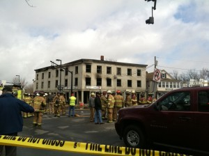 Midcoast Red Cross Needs Donations to Help Fire Victims