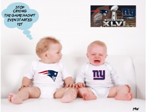 Pats vs. Giants: A House Divided