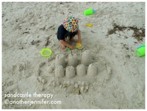 Sandcastle Therapy
