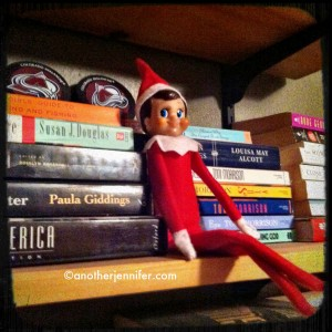 For Better or for Worse, It's Elf on the Shelf Time