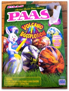 The Worst Egg Decorating Kit on the Planet