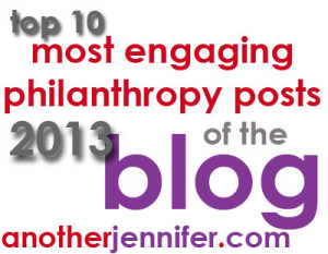 Philanthropy Friday: Top 10 Most Engaging Philanthropy Posts of 2013