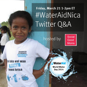 Philanthropy Friday: Two Easy Ways to Celebrate World Water Day Next Week