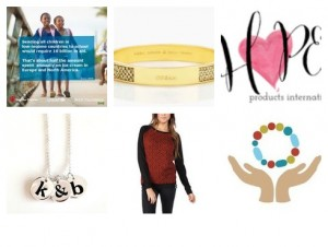 Philanthropy Friday: Shop with a Conscience Today!