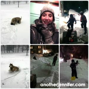 Wordless Wednesday: Snowmageddon 2015