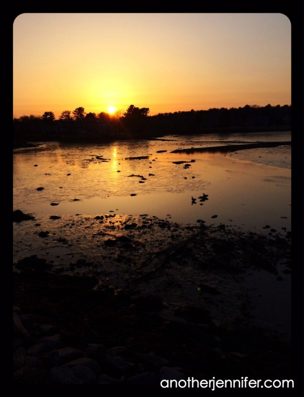 kennebunkport sunset