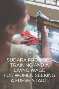 Philanthropy Friday: Sudara Products, Made from Hope for Comfort