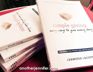 Philanthropy Friday: A Simple Giving Endorsement from PSI