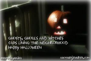 Hump Day Haiku: Happy Halloween