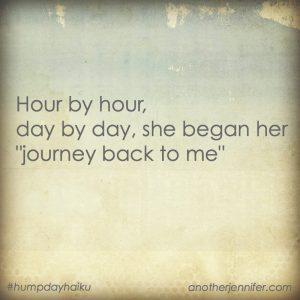 Hump Day Haiku: Hour by Hour