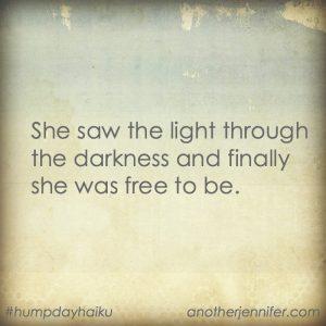 Hump Day Haiku: Free to Be